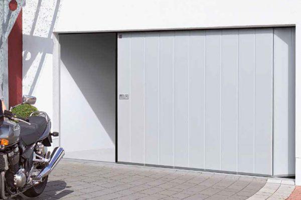 brama przesuwna garaz garazowa